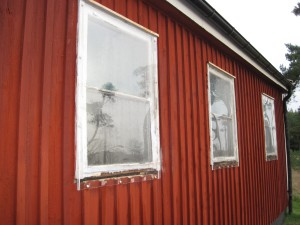Renoverade fönster